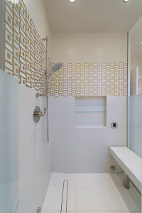 Master bathroom renovation in Wheaton, IL