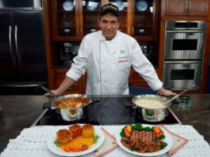 Chef Michael Niksic