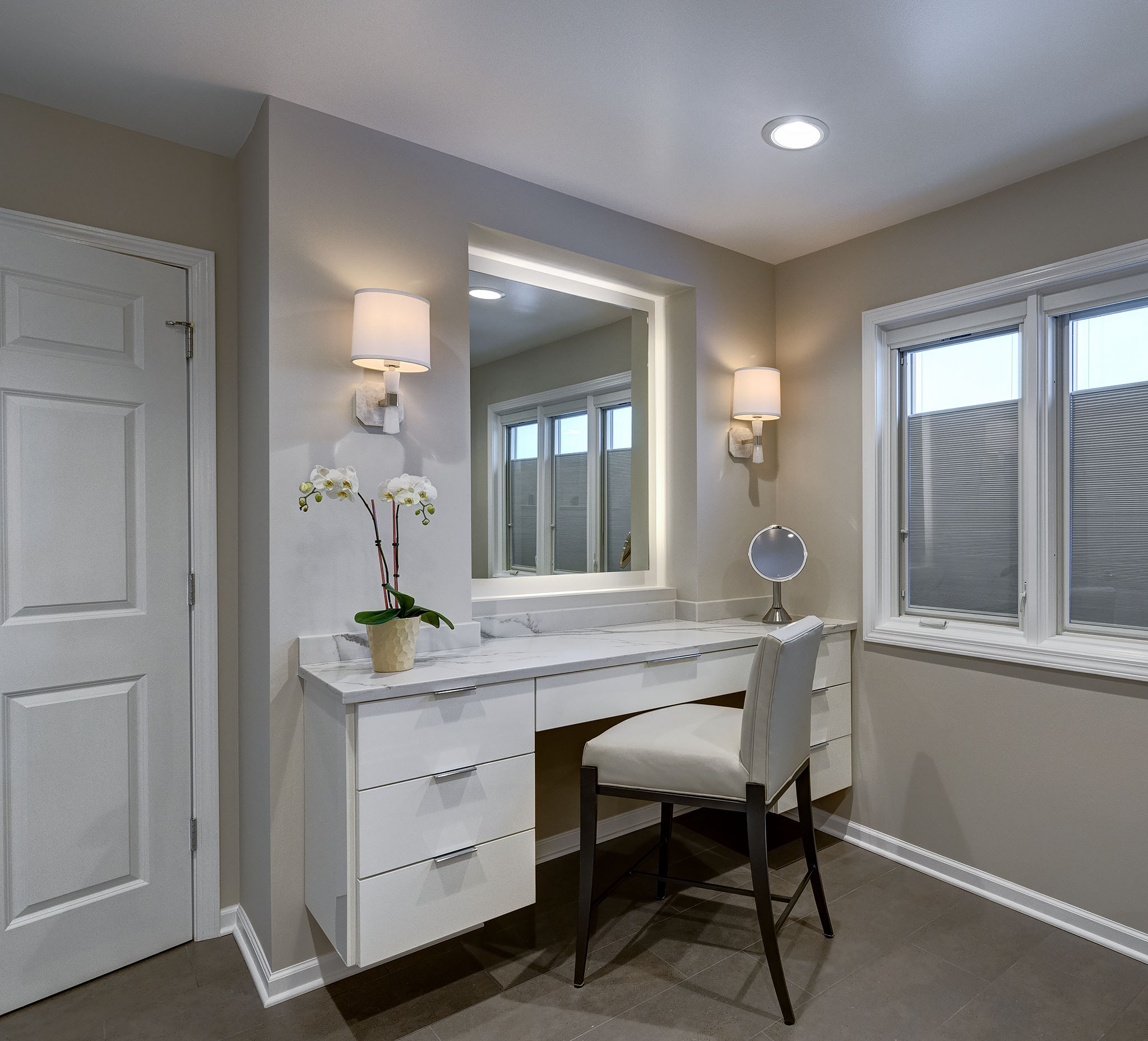 Master Bathroom Renovation In Northbrook Michael Menn Ltd - Bathroom remodeling northbrook